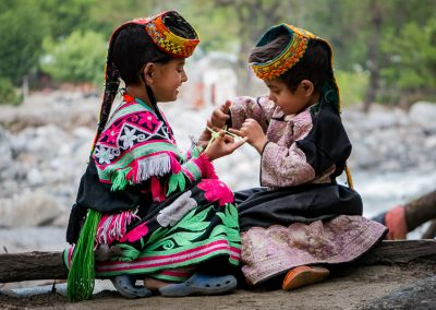 PAKISTAN-SOCIETY-THE STRUGGLE OF KALASH PEOPLE FOR CULTURE PRESERVATION