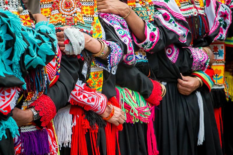 PAKISTAN-SOCIETY-THE STRUGGLE OF KALASH PEOPLE FOR CULTURE PRESERVATION LE PEUPLE KALASH FACE A L'EFFRITEMENT DE SON IDENTITE