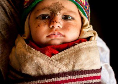 Badakshi newbornNouveau né Badakshi